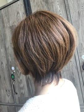 ルーディヘアーブランド(Ludi hair Brand)ショートウルフ!