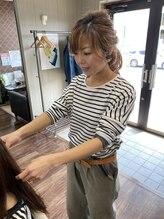 ヘアメイク フェイス(hair make faith)安井 友紀子