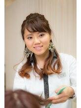 ヘアメークマーサ ルミネ立川店(Hair Make MASA)毎田 真弓