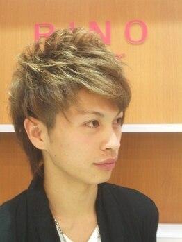 リノヘア プラス 関内店(RINO hair+)の写真/<関内駅1分>ロング料¥0♪【カット¥2000/カット+炭酸+眉カット¥3000/カット+カラー¥3700】好印象ヘアに◎