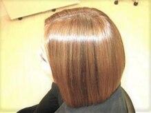 ビューティーリラクゼーション スータ(Beauty Relaxation SUIT)の雰囲気(炭酸泉ヘッドスパを施術した後の髪☆つやつやの髪になります!)