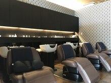 ヘアデザインロアール アリオ倉敷店(Hair Design Loire)の雰囲気(フラットなシャンプー台で体も心もリラックス♪)