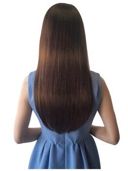 リブヘアー(live hair)の写真/《IKEA周辺/半個室有》1人1人の髪質やお悩みに合わせた上質なトリートメントで、髪のトラブルを解決!!