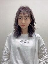 オーブ ヘアー トル 川越店(AUBE HAIR toll)内田 舞乃