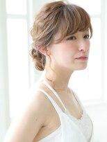 ピノ ウメダ(Pinot UMEDA)清楚☆洗練ミセス★まとめ髪STYLE