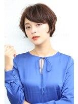 ヘアーメイク リアン 新田辺店(Hair Make REAN)◆REAN 京田辺/新田辺◆クール系ショートスタイル