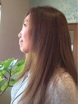 ヘアーサロン アンジュロ(hair salon angelo)自然体の魅力