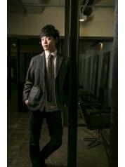 【メンズ限定】前髪縮毛+カット+セレクトシャンプー+眉カット/8950