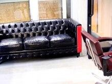 バク(BAKu)の雰囲気(座りやすいソファーで、しっかりカウンセリングさせて頂きます。)