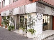 アース 武蔵境店(HAIR & MAKE EARTH)の雰囲気(緑が溢れるオシャレで明るい美容室です☆【EARTH武蔵境店】)