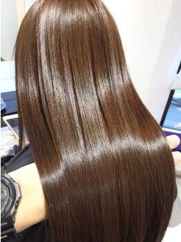 プログレス 荻窪店(PROGRESS)の写真/湿気によるうねりから解放♪酸熱トリートメントで美髪が叶う!ダメージレスで誰もが振り向く艶髪を☆