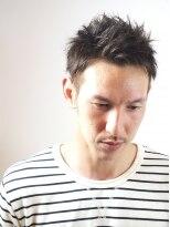 ヘアメイクエシェル 小松店(Hair Make e‐shell)メンズショート