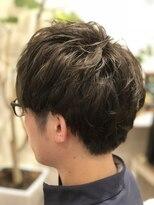 ローグヘアー 綾瀬店(Rogue HAIR)清潔感ある無造作ヘア 《Rogue 柴崎》