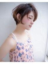 オルソーヘアー(orso hair)orsohair×マチルダボブ