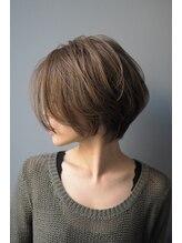 リタへアーズ(RITA Hairs)[RITAHairs]大人綺麗なシルエット♪ショート☆お客様snap