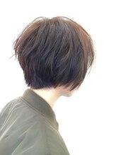 クレドヘアー(CRED HAIR)ショート