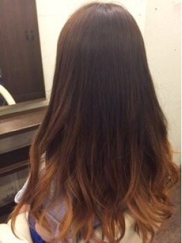 オクトヘアー(oct HAIR)の写真/≪四日市駅徒歩2分≫色味、艶、手触り、ダメージ。全てにこだわり有のサロン♪【oct hair】