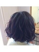 ロイ ヘアルーム 草加店(Roy hairroom)ボブ