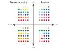 パーソナルカラー自分だけの特別な色をANCHORで見つけよう