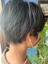 クブヘアー(kubu hair)エアリーショート