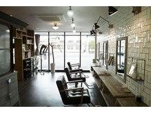 ジェンテ ヘアサプライ(GENTE hair&supply)の雰囲気(NY SOHOをイメージした店内は細部の雑貨までこだわった上質空間!)