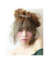 オブヘアー 鷺沼店(Of HAIR)k.ゆるウェーブ045