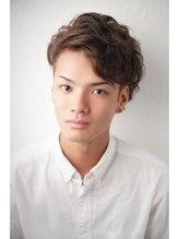 ケサリサリヘアスマイル(Ksarisari hair SMILE)☆SMILE×2ブロックmen'sスタイル☆