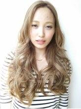 ヘアーアンドメイククリアー(Hair&Make CLEAR)外国人風ミルクティーベージュ