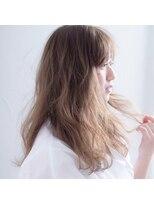 ミンクス ハラジュク(MINX harajuku)MINX藤田昂補 小顔前髪×透明感カラー