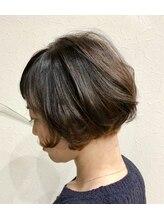 アールトゥーヘアー(art To Hair)グラボブ