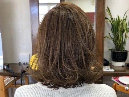 ヘアースペース クルー(hair space CREW)の写真