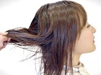 エクセル(excel)の写真/【髪質改善特化サロン】アジュバンを使用しダメージを最小限に抑えた施術×ホームケアで美しい仕上がりに♪