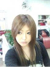 ヘアブース ドール(Hair Booth. DOLL)プラチナ女子