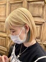 ブロック ジャポン(bloc japon)blond point Blue