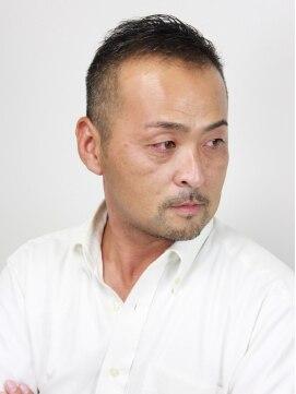 ヘアー ページ イッコ(HAIR PAGE ICCO)大人のお洒落ボウズ