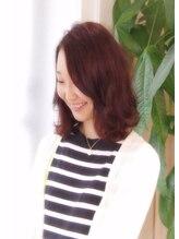 151e ヘアーデザイナーアンドヘアードクター(151e Hair designer&Hair doctor)しっとりピンクアッシュ