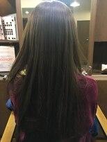 ヘアーメイク プリュム(Hair make Plume)脱赤み・マットカラー