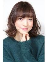ヘアーメイク リアン 新田辺店(Hair Make REAN)◆REAN 京田辺/新田辺◆小顔にキュートなパーマスタイル