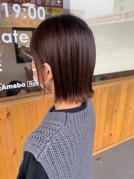 トラック ヘアー(TLUCK hair)1月新色 ホットココアグレージュ