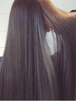 リチェッタ(Ricetta)の写真/【駐車場有】5STEPヘアエステで集中的に髪の細部へアプローチ!トリートメントでは満足できない方にぜひ!