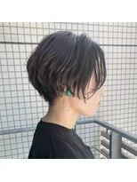 ガーデンヘアー(Garden hair)[松岡]☆ハンサムショート☆