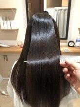 ヘアースパ カラマ(hair spa kalama)煌水(キラスイ)髪質改善