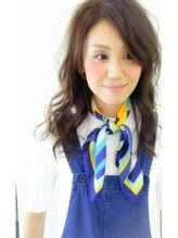 大賀 ヘアビューティ(Oga Hair beauty)柔らか外国人風カラー