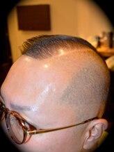 メンズヘアーサロン シンジョウ(Men's hair salon Shinjo)攻めてる刈り上げ