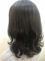 ヘアーアンドメイク ルシア 梅田茶屋町店(hair and make lucia)ダークブルージュ