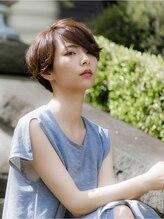 キャラット ヘアメイクス(Carate hair makes)【Carat】☆クールショート☆