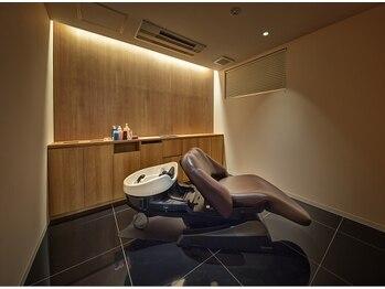 ルミナスビューティーケア(Luminous beauty care)の写真/ヘッドスパ専用個室で、癒しと頭皮改善できるサロン♪頭皮ケアで健康的で艶やかな美髪に・・・☆