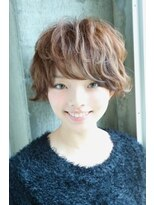 ヘアーメイク リアン 新田辺店(Hair Make REAN)ひし形ショートとハイライト