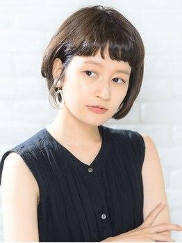 ヘアーサロン フーガ せんげん台店(HAIR SALON fuuga)の写真/白髪がカバーできればいい…そんな考えはもったいない!大人女性の魅力を引き出すカラーで美しく♪