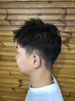 ヘアープラン チョイス 上連雀店(Hair Plan CHOICE)2ブロックショート